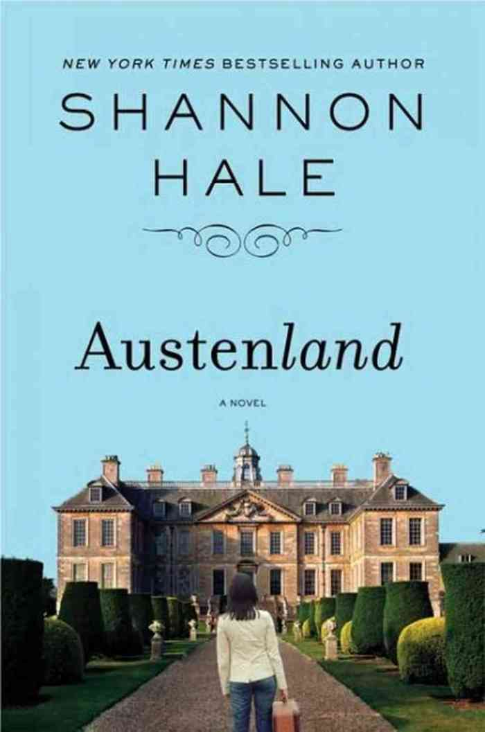 Valentine's Book Review: Austenland